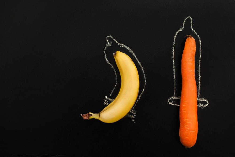 Penis beschnittener Zirkumzision